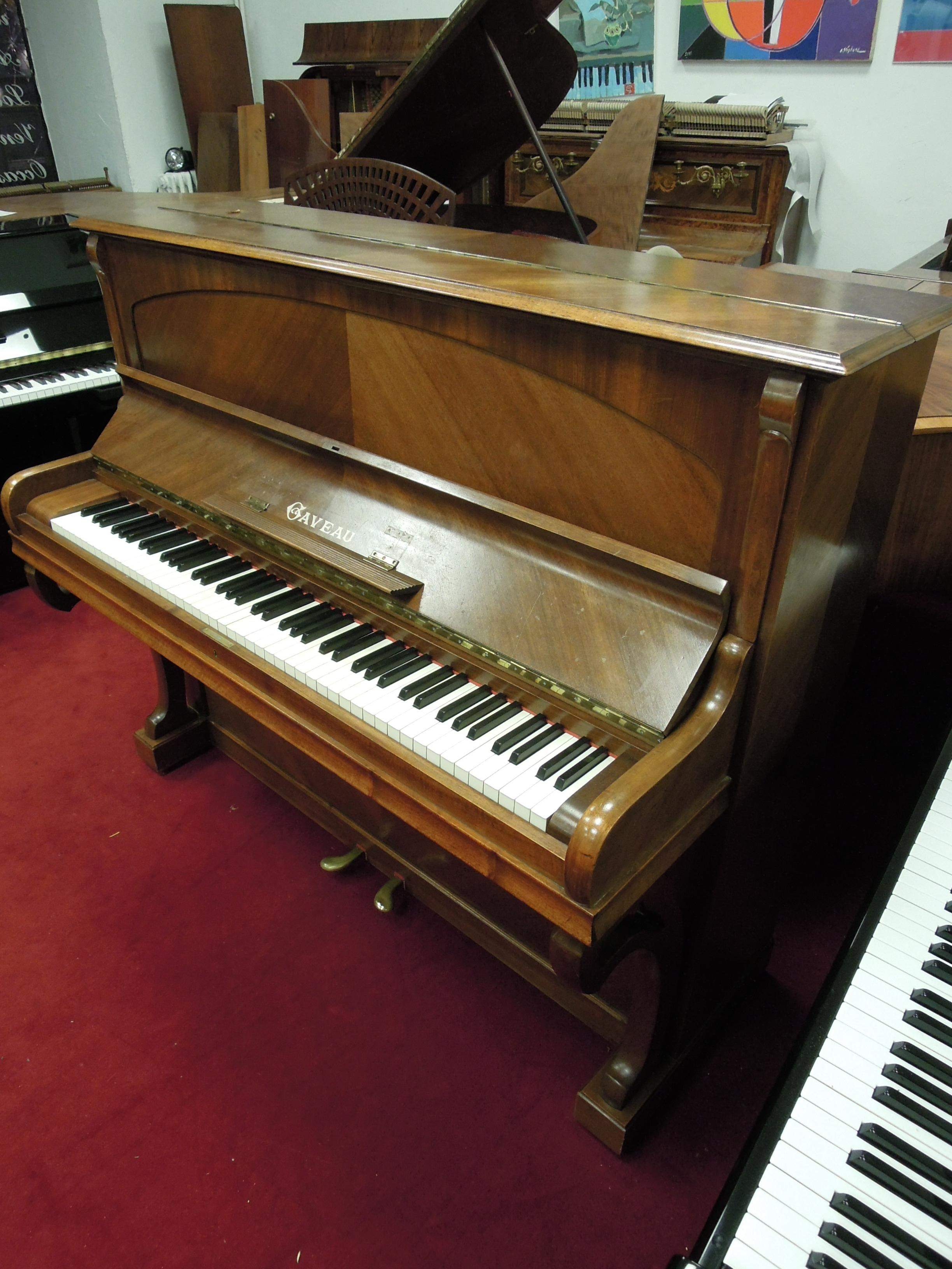 piano droit d 39 occasion gaveau 125 bietry musique. Black Bedroom Furniture Sets. Home Design Ideas