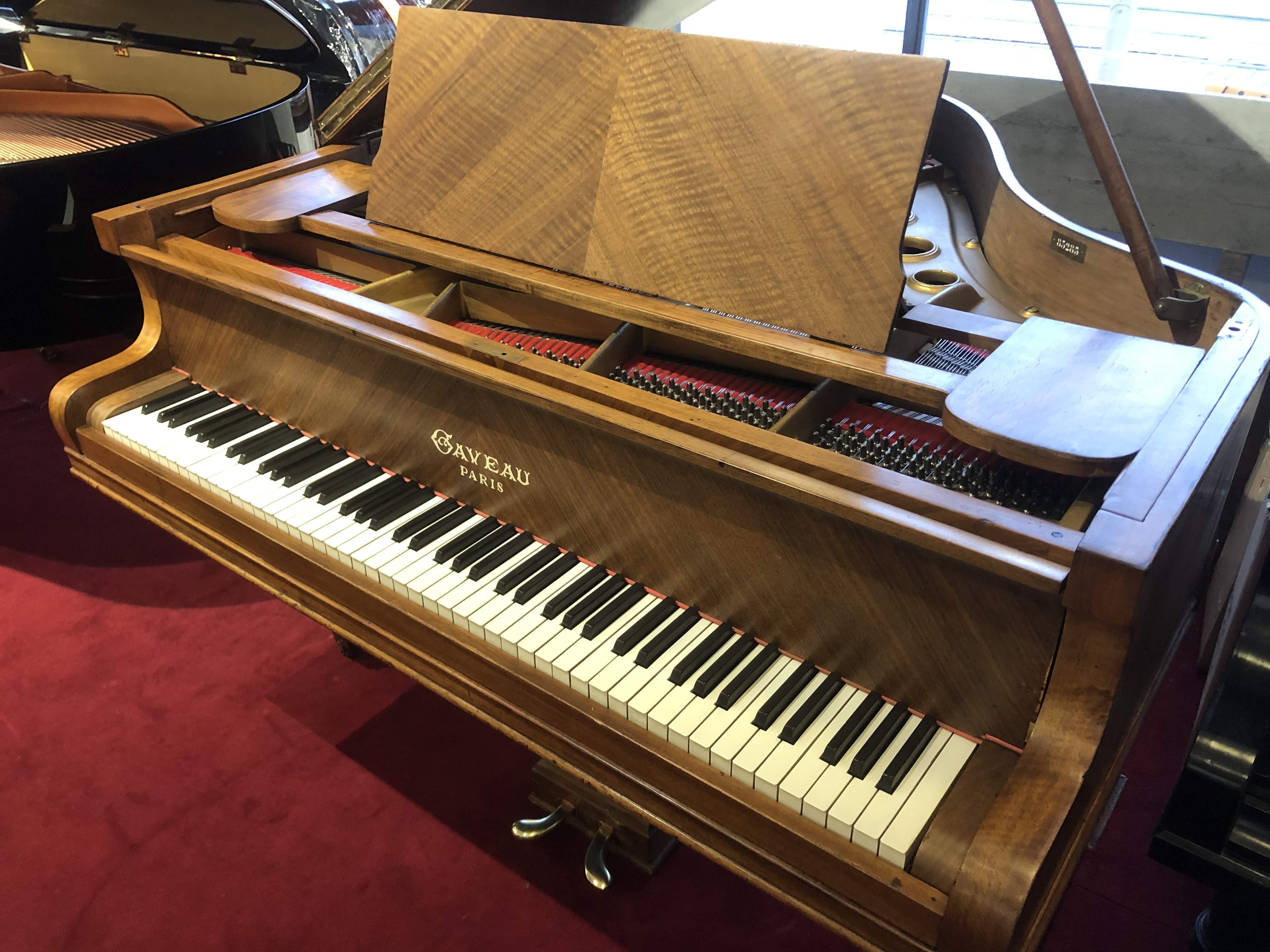 piano d 39 occasion gaveau 150 bietry musique