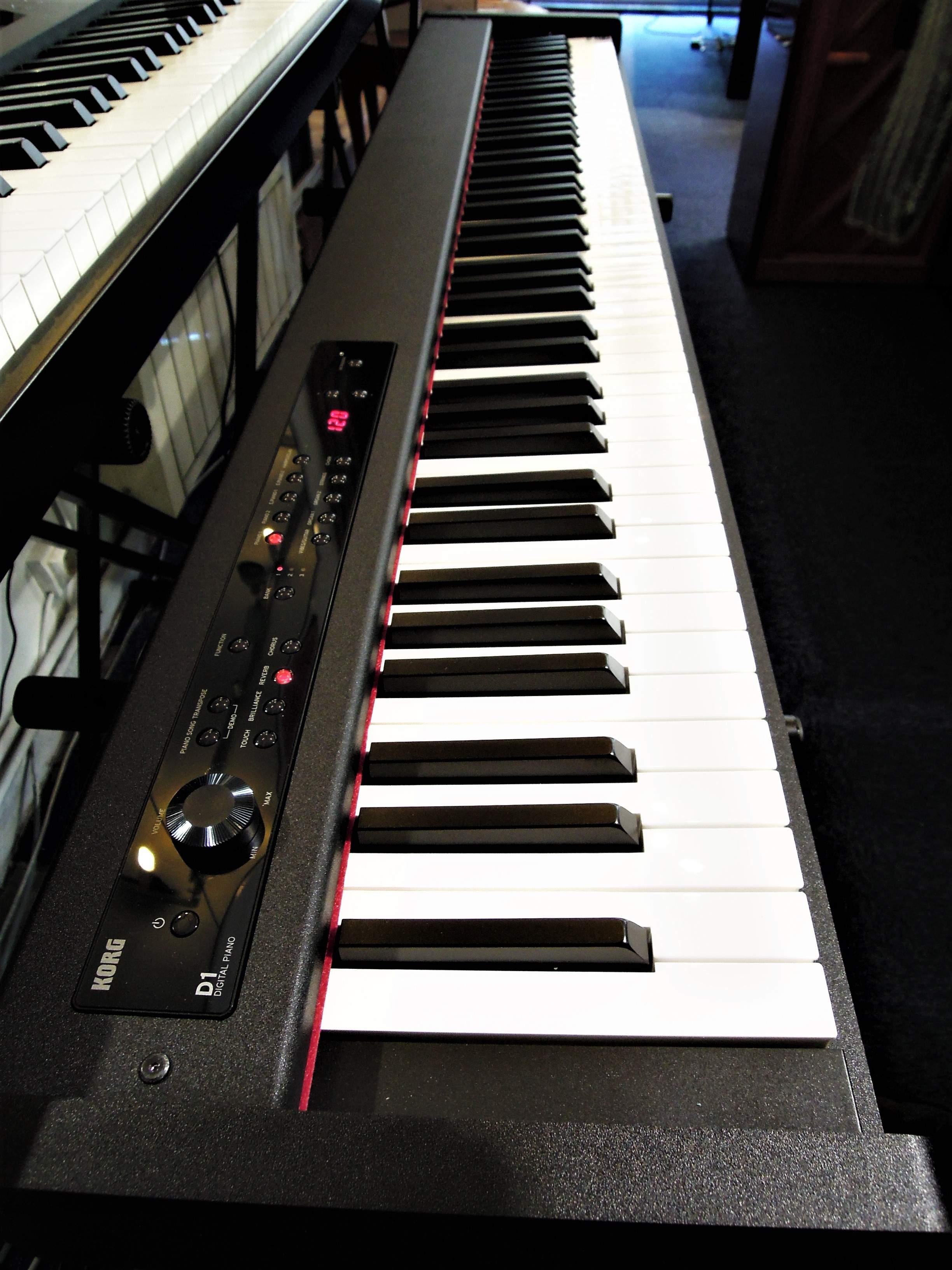 Piano neuf Korg D1 | Bietry Musique