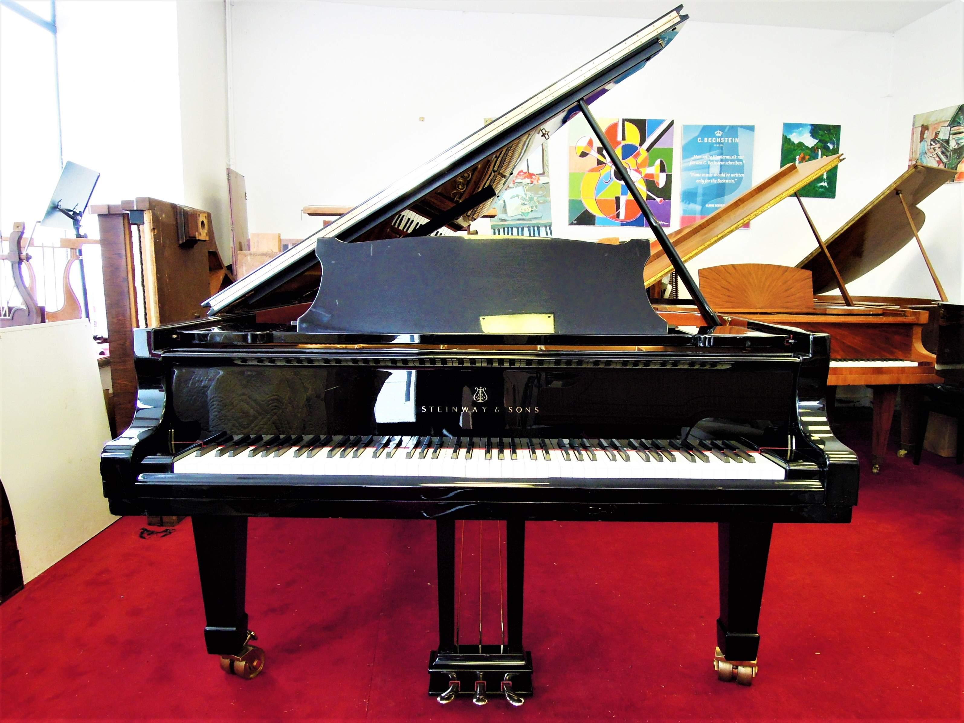 piano d 39 occasion steinway sons mod le d bietry musique. Black Bedroom Furniture Sets. Home Design Ideas