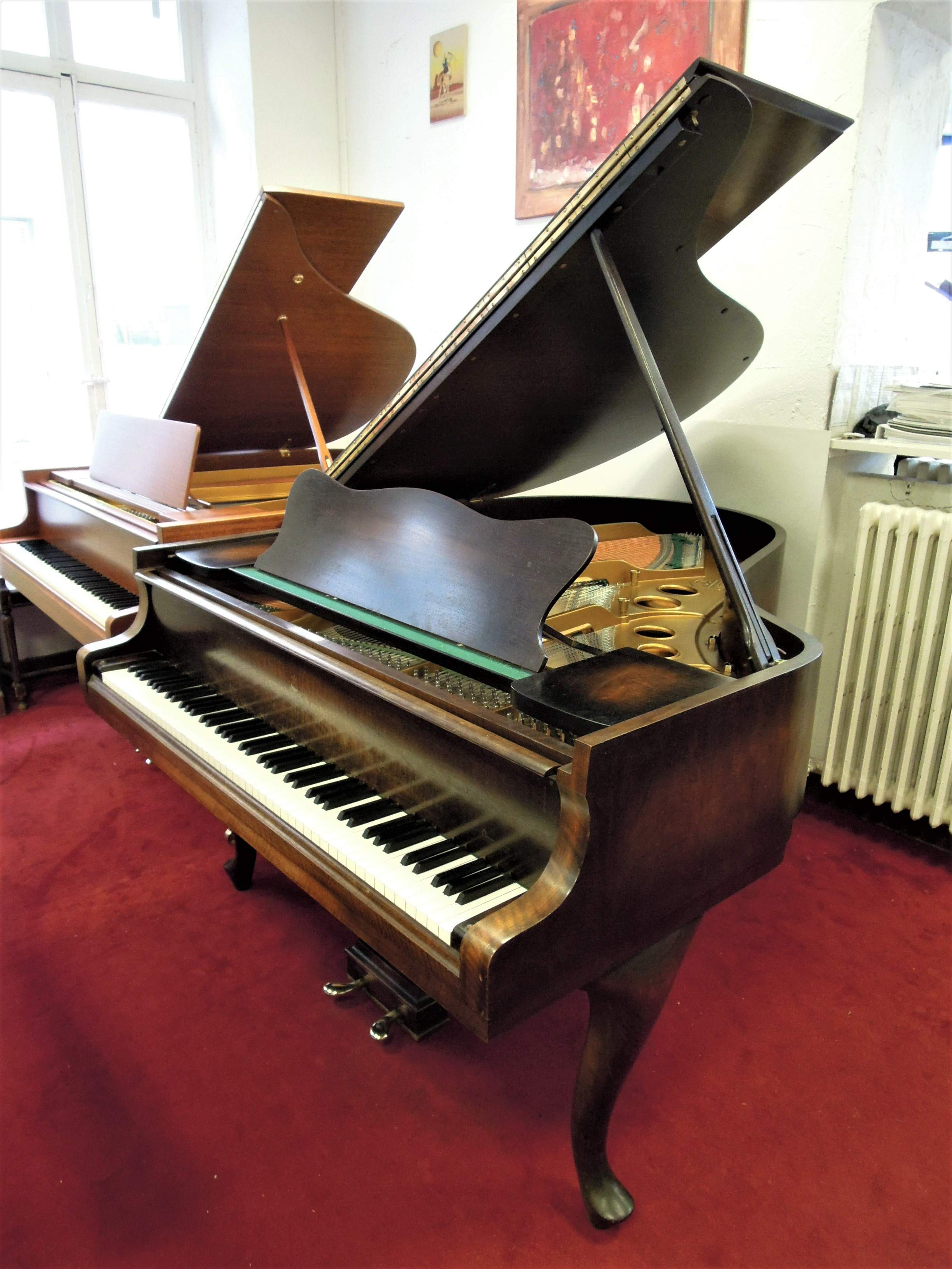 piano d 39 occasion steinway sons mod le o bietry musique. Black Bedroom Furniture Sets. Home Design Ideas