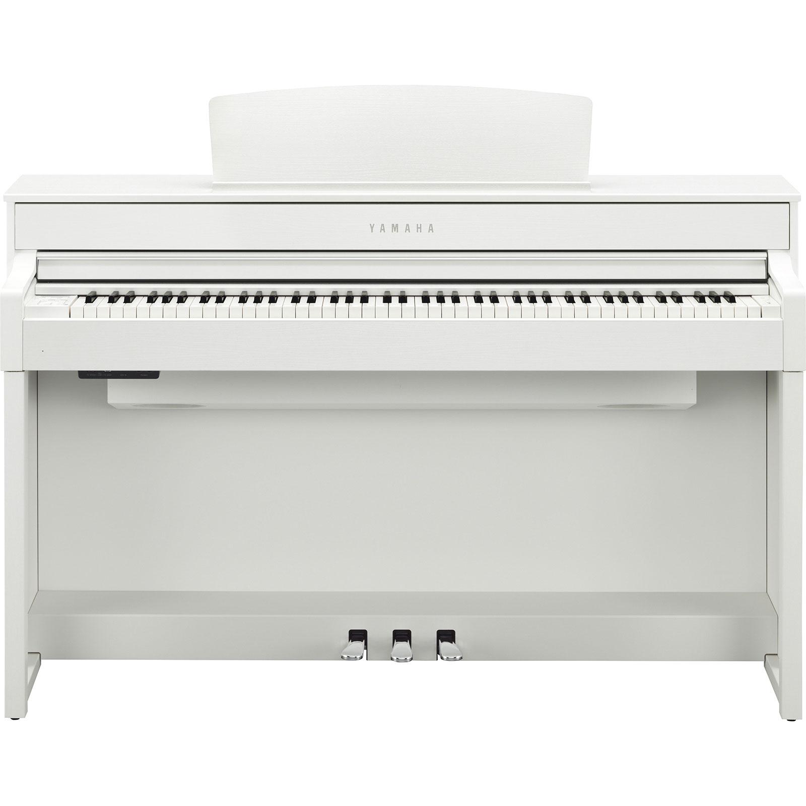 Piano num rique meuble neuf yamaha clavinova clp 575 for Meuble yamaha